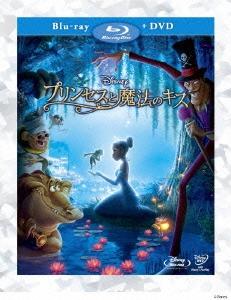 ジョン・マスカー/プリンセスと魔法のキス [Blu-ray Disc+DVD] [VWBS-1108]