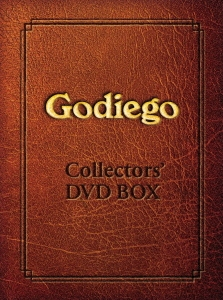 Godiego Collectors' DVD BOX DVD