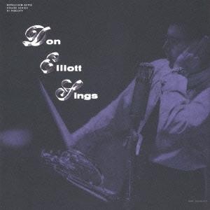 ドン・エリオット・シングス<完全限定生産盤> CD