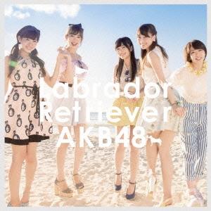 AKB48/ラブラドール・レトリバー <Type-B> [CD+DVD]<通常盤>[KIZM-287]