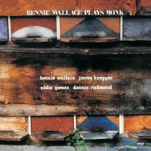 Bennie Wallace/プレイズ・モンク<完全限定生産盤>[CDSOL-6541]