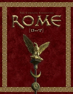 ROME [ローマ]ブルーレイ コンプリート・ボックス Blu-ray Disc