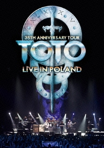TOTO 35周年アニヴァーサリー・ツアー~ライヴ・イン・ポーランド 2013 [DVD+2CD]<初回限定版>