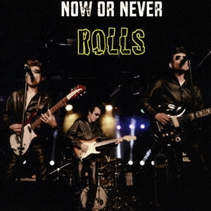 NOW OR NEVER CD