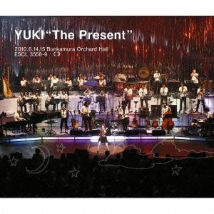 "YUKI ""The Present"" 2010.6.14, 15 Bunkamura Orchard Hall<通常盤> CD"