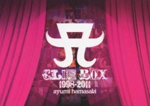 A CLIP BOX 1998-2011<通常盤> DVD