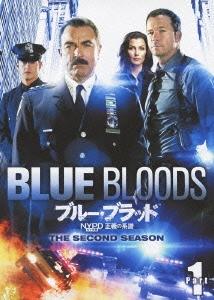 トム・セレック/ブルー・ブラッド NYPD 正義の系譜 SEASON2 DVD-BOX Part 1 [PPSA-130539]