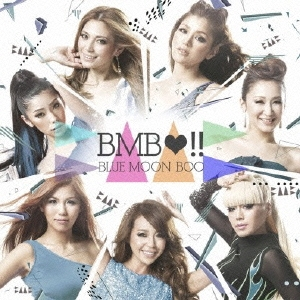 BLUE MOON BOO/BMB!! [CD+DVD][DQC-1286]