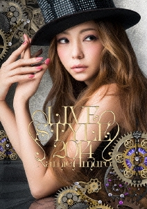Namie Amuro LIVE STYLE 2014 Blu-ray Disc
