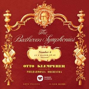 オットー・クレンペラー/ベートーヴェン:交響曲 第6番 「田園」[WPCS-23244]