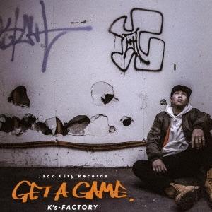 K's-Factory/GET A GAME [CD+DVD][JACKCITY-001]
