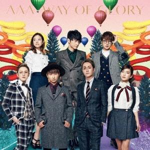 AAA/WAY OF GLORY [CD+DVD+スマプラ付] [AVCD-93597B]