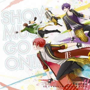 SHOW MUST GO ON!!<初回限定生産盤> 12cmCD Single
