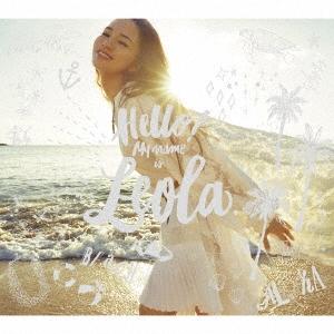 Leola/Hello! My name is Leola. (B) [CD+Blu-ray Disc]<初回生産限定盤>[AICL-3362]