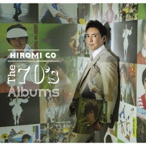 郷ひろみ/The 70's Albums [13CD+特製ブックレット+シール] [SRCL-9507]