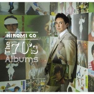 The 70's Albums [13CD+特製ブックレット+シール]<完全生産限定盤>