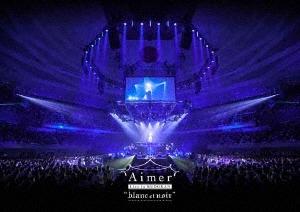 "Aimer Live in 武道館 ""blanc et noir"" [Blu-ray Disc+CD+フォトブックレット]<初回生産限定盤> Blu-ray Disc"