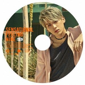 Sensational Feeling Nine (TAE YANG)<完全生産限定ピクチャーレーベル盤> CD