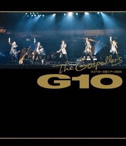 ゴスペラーズ坂ツアー2005 G10 Blu-ray Disc