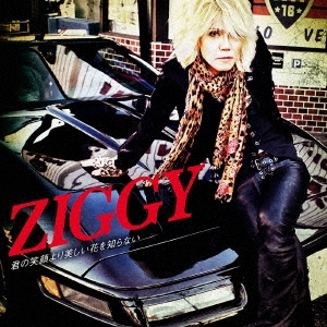 ZIGGY/君の笑顔より美しい花を知らない [CD+DVD][PECF-3202]