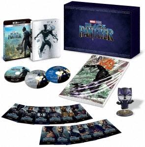 ブラックパンサー 4K UHD MovieNEX プレミアムBOX [4K Ultra HD Blu-ray Disc+3D Blu-ray Disc+Blu-ray Disc]<数量限定版>