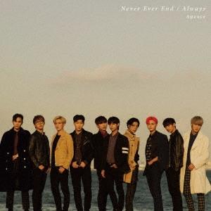 Never Ever End/Always<通常盤> 12cmCD Single