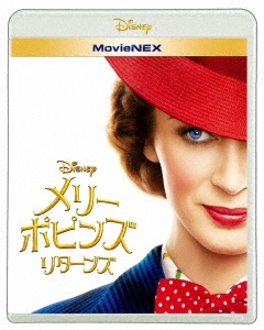 メリー・ポピンズ リターンズ MovieNEX [Blu-ray Disc+DVD] Blu-ray Disc