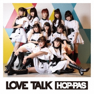 HOP-PAS/LOVE TALK[TRRCD-0001]