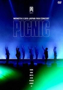 MONSTA X, JAPAN FAN CONCERT 2019 【PICNIC】 DVD