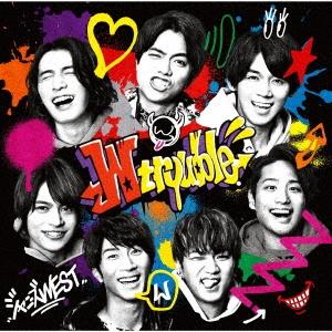 W trouble<通常盤/初回プレス仕様> CD