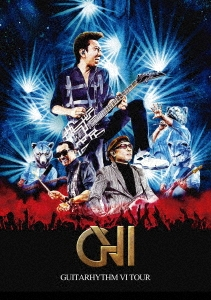 GUITARHYTHM VI TOUR [2Blu-ray Disc+2CD]<初回生産限定Complete Edition> Blu-ray Disc