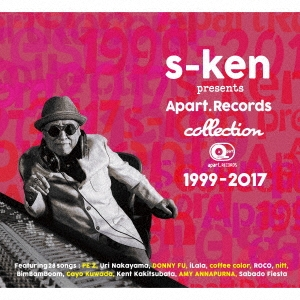 S-KEN/s-ken presents apart.RECORDS collection 1999〜2017[APWA-0023]