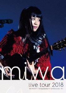 miwa live tour 2018 38/39DAY / acoguissimo 47都道府県~完~ [2DVD+CD]<初回限定仕様> DVD