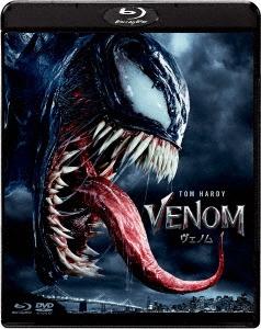 ヴェノム [Blu-ray Disc+DVD] Blu-ray Disc