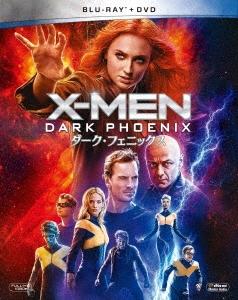 X-MEN:ダーク・フェニックス [Blu-ray Disc+DVD] Blu-ray Disc