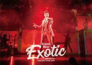 Hiromi Go Concert Tour 2019 Brand-New Exotic [Blu-ray Disc+CD] Blu-ray Disc