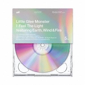 I Feel The Light [CD+DVD]<初回生産限定盤> CD