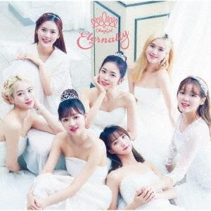 OH MY GIRL JAPAN 3rd ALBUM 「Eternally」 [CD+DVD]<初回限定盤A> CD