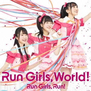 Run Girls, World! [CD+Blu-ray Disc] CD
