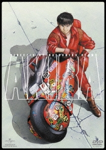 AKIRA DTS sound edition DVD