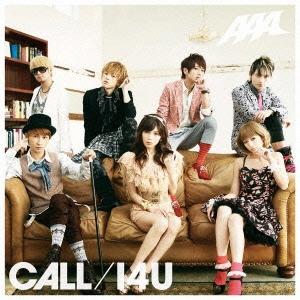 AAA/CALL / I4U (ジャケットB) [CD+DVD] [AVCD-48153B]
