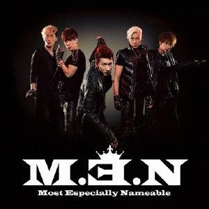 M.E.N/POWER [CD+DVD][DDCZ-1815]