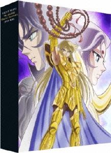 山内重保/聖闘士星矢 冥王 ハーデス十二宮編 DVD-BOX[BCBA-4452]