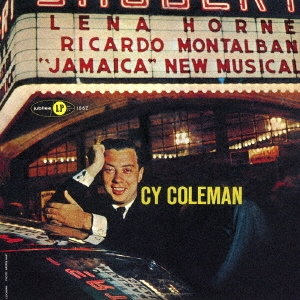 Cy Coleman/ジャマイカ<完全初回生産限定盤>[WPCR-29134]