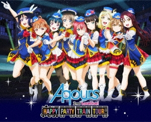 ラブライブ!サンシャイン!! Aqours 2nd LoveLive! HAPPY PARTY TRAIN TOUR Memorial BOX<完全生産限定版> Blu-ray Disc
