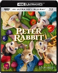 ウィル・グラック/ピーターラビット [4K Ultra HD Blu-ray Disc+Blu-ray Disc]<初回生産限定版> [UHBL-81340]