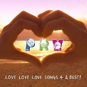 キャラメルペッパーズ/LOVE LOVE LOVE SONGS 4 &BEST![XQIB-1005]