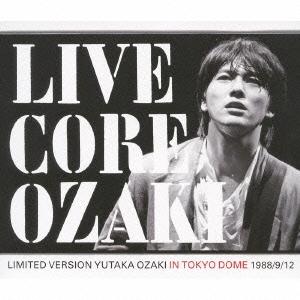 尾崎豊/LIVE CORE LIMITED VERSION YUTAKA OZAKI IN TOKYO DOME 1988/9/12 [2CD+DVD] [WPZL-30725]