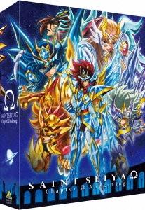 畑野森生/聖闘士星矢Ω Ω覚醒(オメガカクセイ)編 DVD-BOX[BCBA-4567]