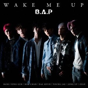 WAKE ME UP (Type-B)<通常盤/初回限定仕様> 12cmCD Single